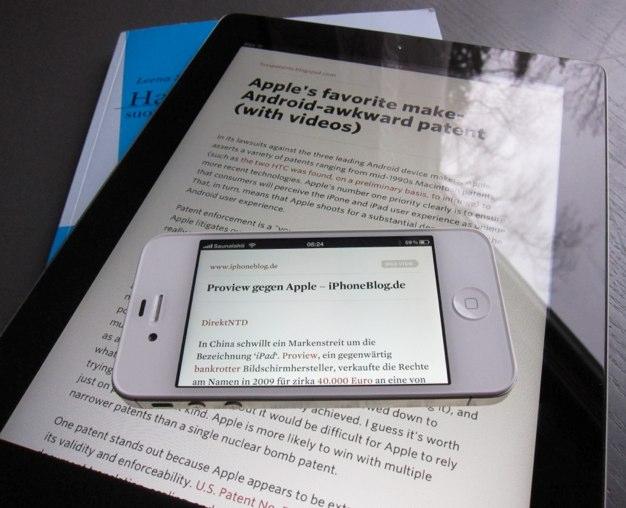 IPhoneBlog de Readability