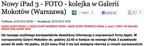 IPhoneBlog de SE pl Polen