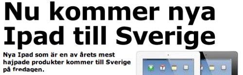 IPhoneBlog de Schweden Aftonbladet