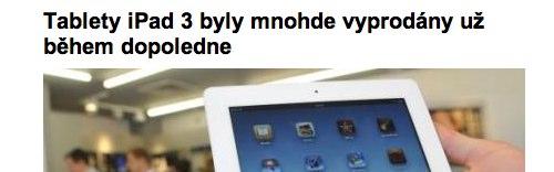 IPhoneBlog de Tschechien noviny