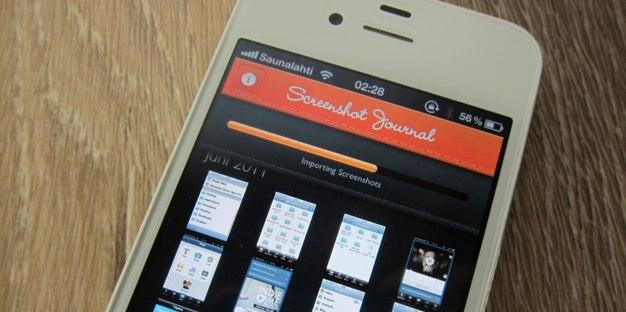 IPhoneBlog de Screenshot Journal
