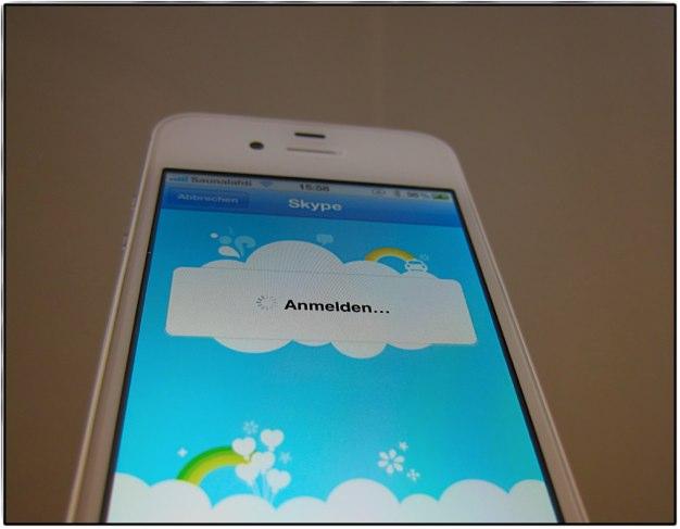 IPhoneBlog de Skype 4 0