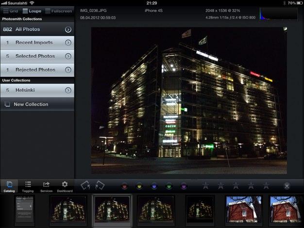 IPhoneBlog de Photosmith