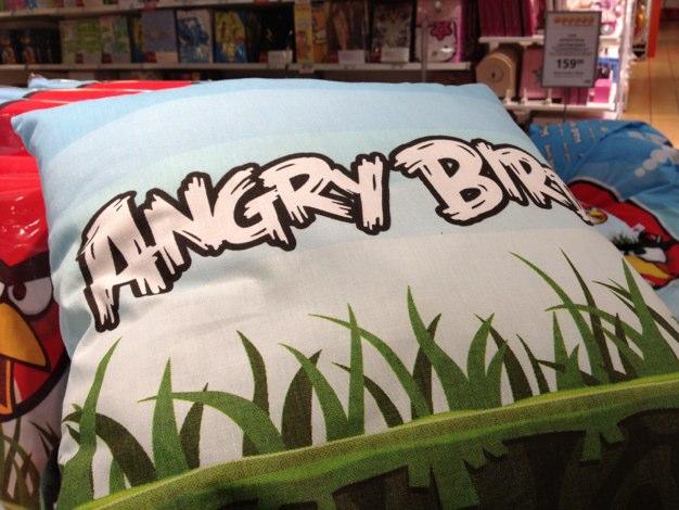 IPhoneBlog de Angry Birds