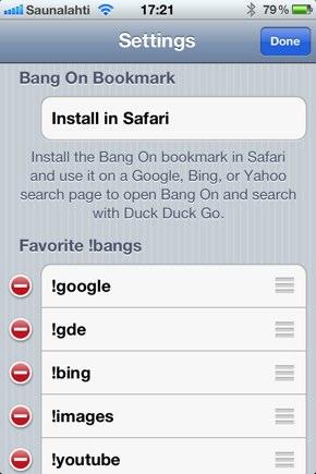 IPhoneBlog de BangON b
