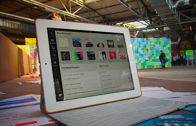 IPhoneBlog de Spotify