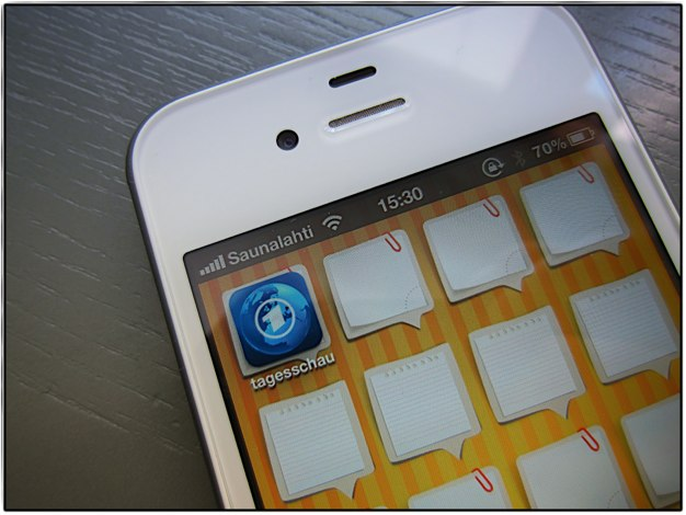 IPhoneBlog de Tagesschau Rundschau