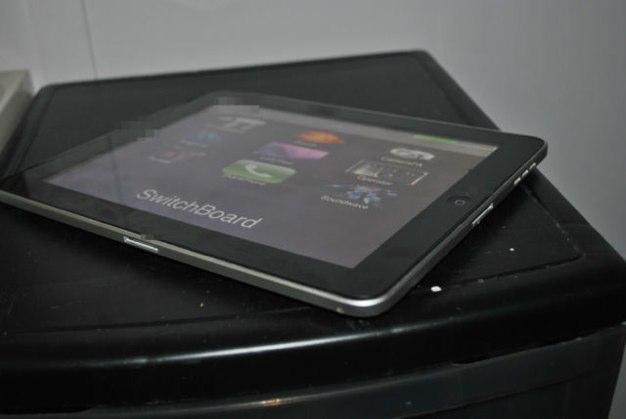 IPhoneBlog de iPad proto