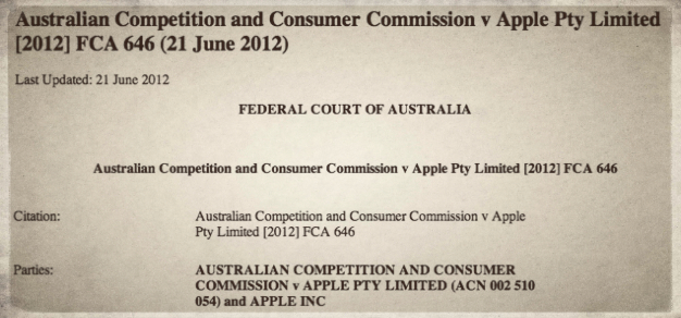 IPhoneBlog de Australian Consumer