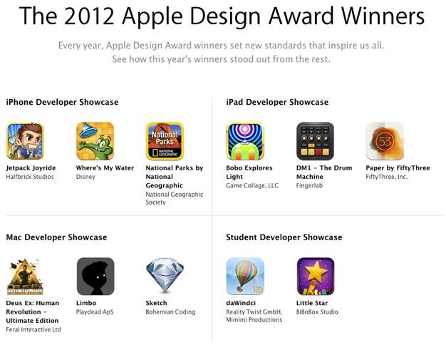 IPhoneBlog de Design Award