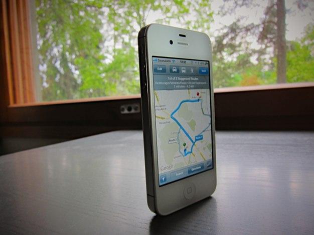 IPhoneBlog de Maps
