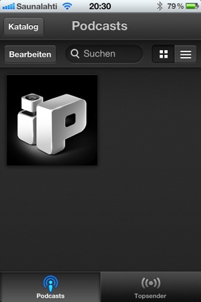 IPhoneBlog de Podcasts a