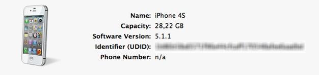 IPhoneBlog de UDID