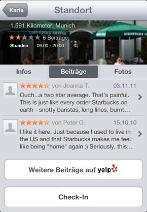 IPhoneBlog de Yelp a