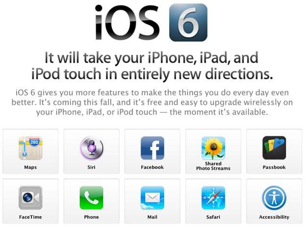 IPhoneBlog de iOS6