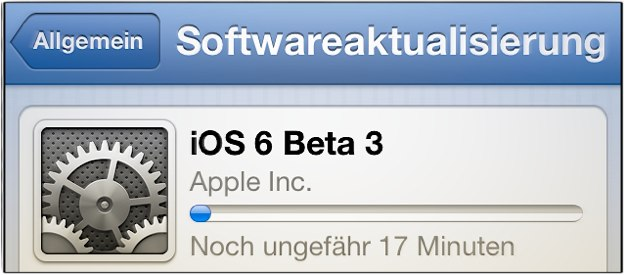 IPhoneBlog de Beta 3 iOS 6