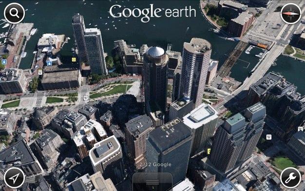 IPhoneBlog de Boston Earth