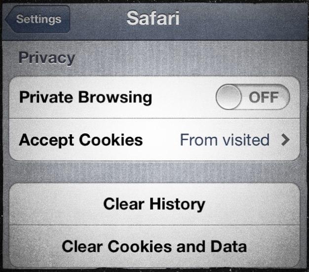IPhoneBlog de Cookies