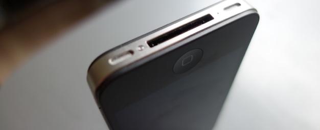 IPhoneBlog de Dock Anschluss
