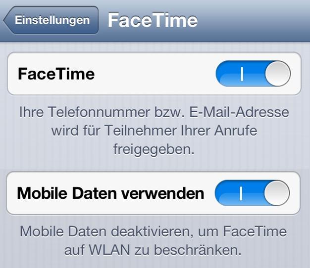 IPhoneBlog de FaceTime UMTS