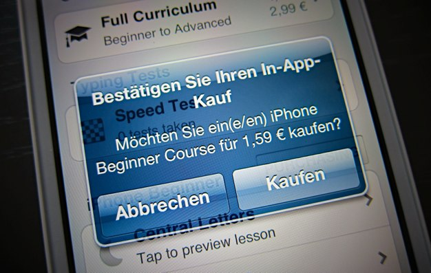 IPhoneBlog de In App Kauf
