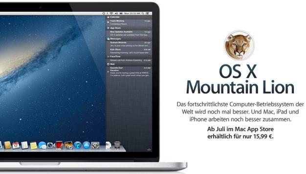 IPhoneBlog de Mountain Lion