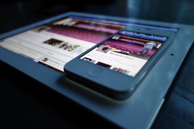 IPhoneBlog de Facebook v5