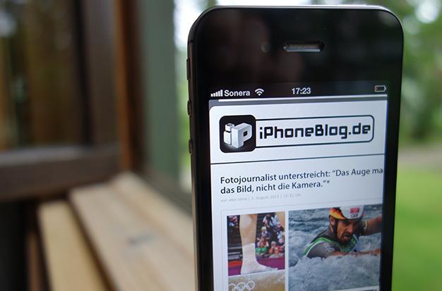 IPhoneBlog de Fuenf Fragen