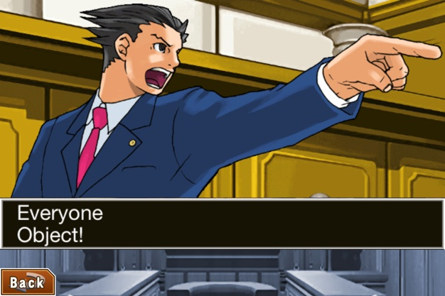 IPhoneBlog de Phoenix Wright Ace Attorney Trilogy HD