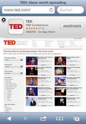 IPhoneBlog de TED