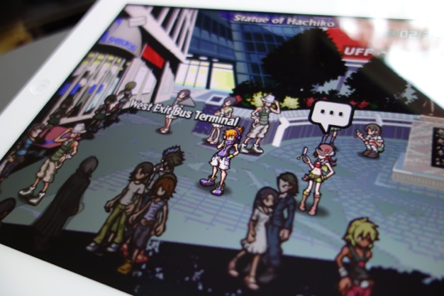 IPhoneBlog de The World Ends With You