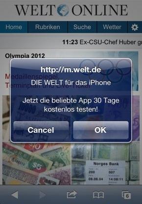 IPhoneBlog de WELT