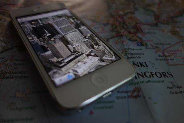 IPhoneBlog de Apple Maps