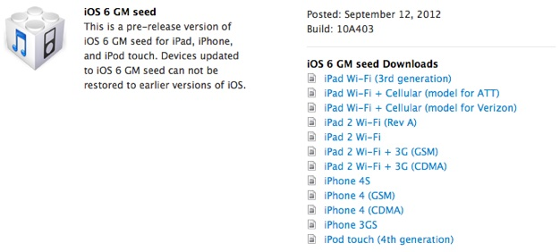 IPhoneBlog de iOS Dev Center