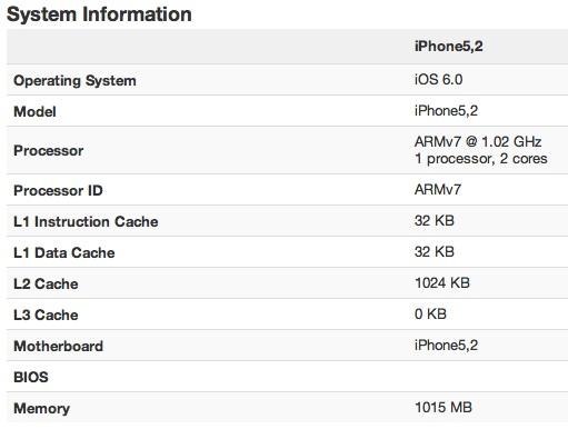 IPhoneBlog de iPhone5 2 Geekbench