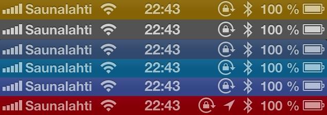 IPhoneBlog de Color Statusleiste