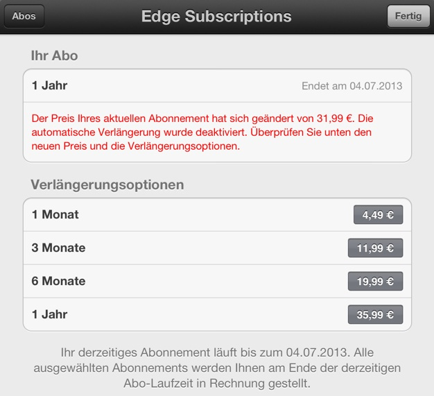 IPhoneBlog de Abo Preis