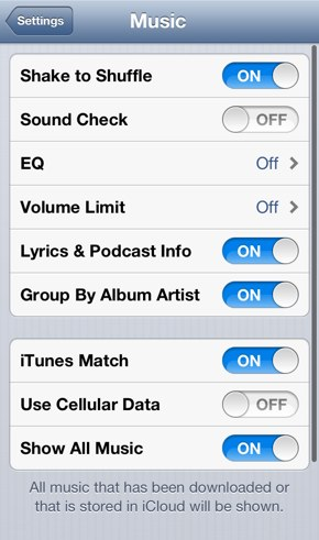 IPhoneBlog de Music Match