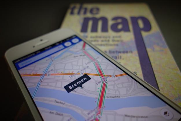 IPhoneBlog de Nokia HERE
