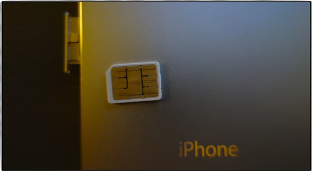 British Sim Card Iphone