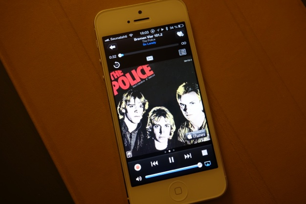 IPhoneBlog de TuneIn Radio