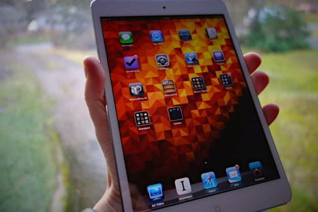 IPhoneBlog de iPad mini Setup