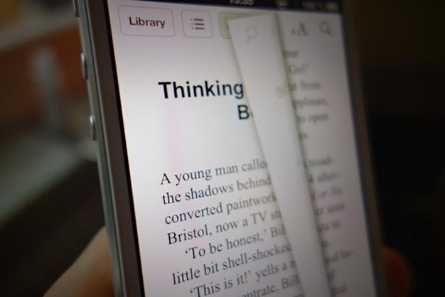 IPhoneBlog iBooks Patente