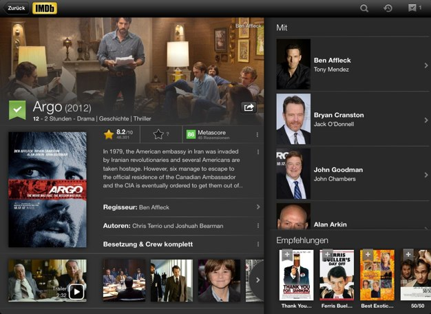 IPhoneBlog de IMDb 3 0