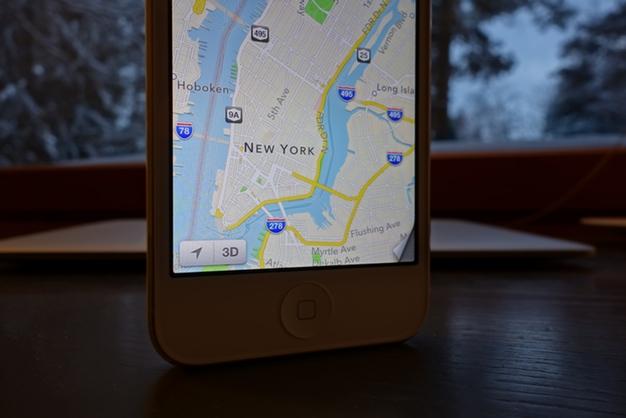IPhoneBlog de Niemand wartete auf Google Maps