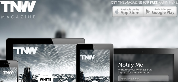 IPhoneBlog de TNW Mag only on iOS