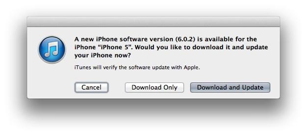 IPhoneBlog de iOS 6 0 2