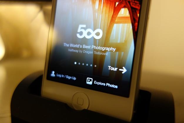 IPhoneBlog de 500px