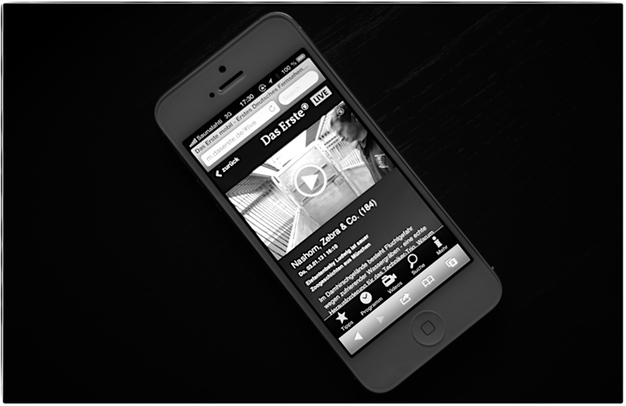 IPhoneBlog de ARD Live