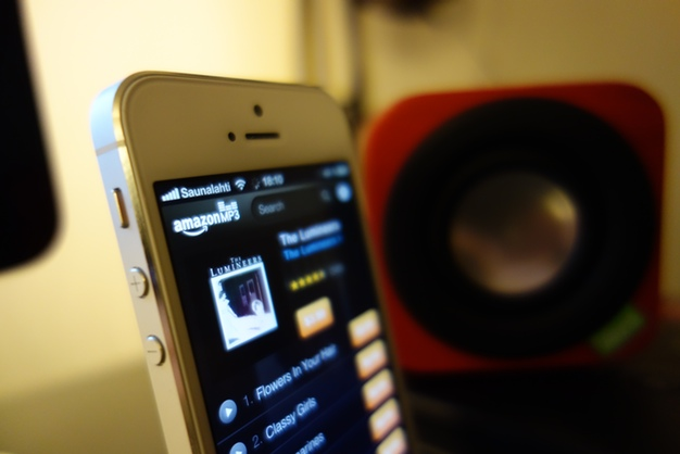 IPhoneBlog de Amazon MP3s